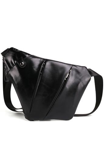 Twenty Eight Shoes Vintage Leather Handmade Chest Bag 6353 E53DEACB7FC69AGS_1