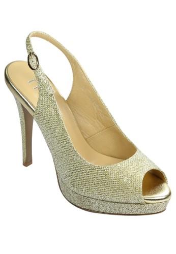 Elle Shoes gold EL 30077 Gold EL820SH42YYZID_1