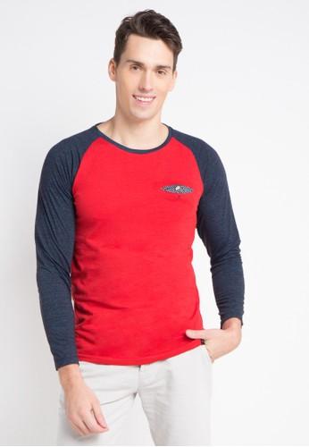 X8 red Kamren T-Shirts X8323AA0U8LGID_1