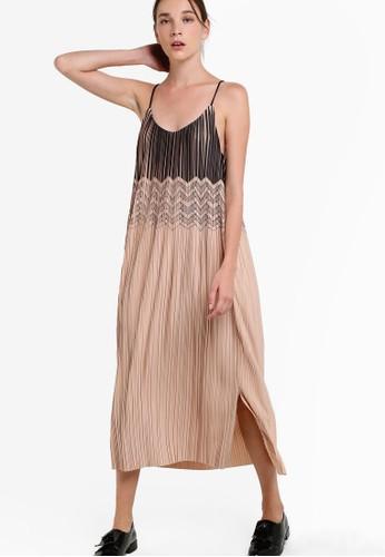 Mango pink Dress MA134AA92BKDPH_1