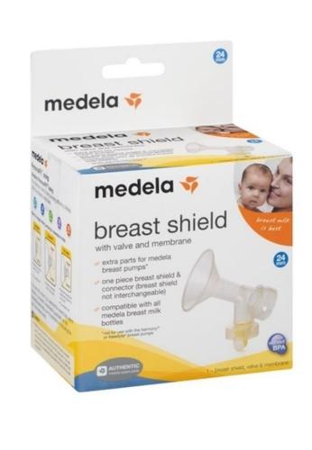 Medela Medela - Breast Shield with Valve & Membrane (2pcs) 435D7AA960B657GS_1