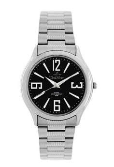 Unisilver TIME Men's Lief Watch KW564 -1102 Silver/Black