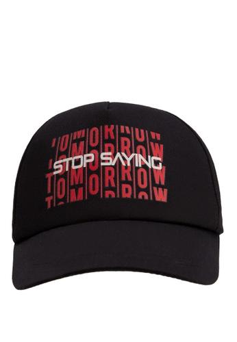 DeFacto black Man Hat 89183AC2AFA10EGS_1