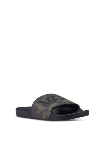 874445c546d9 Buy VANS Camo Sliders Online