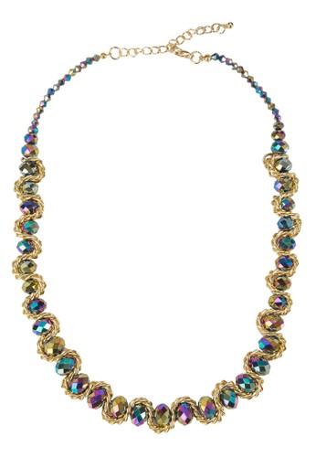 閃飾彩珠esprit 品牌項鍊, 飾品配件, 項鍊