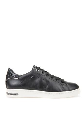 Geox black Jaysen Sneaker DE314SH60BFA9EGS_1