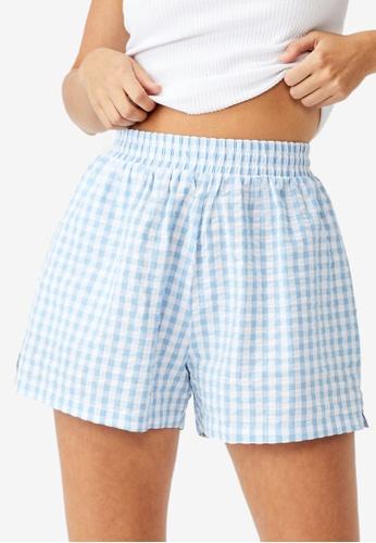 Cotton On blue Sunseeker Shorts BA93BAA81DF20BGS_1