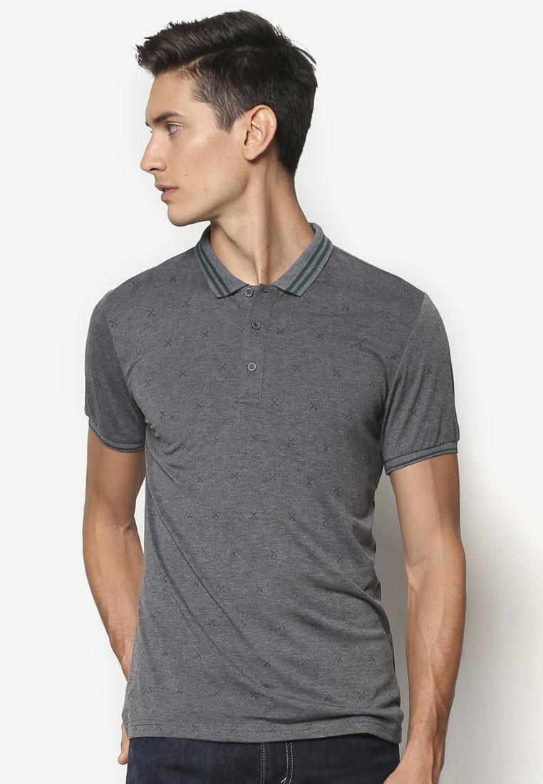 Jaxon Aop Polo Shirt