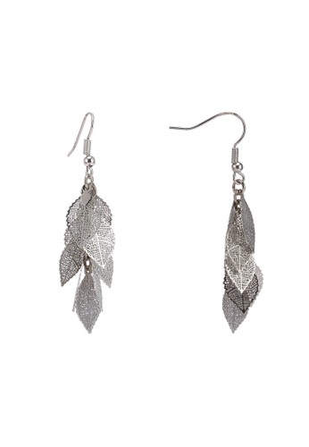 Pieces silver Kit Earrings 61EB4AC54339D2GS_1