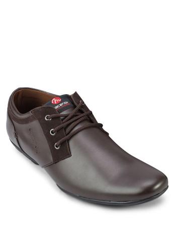 繫帶正裝esprit hk store皮鞋, 鞋, 皮鞋