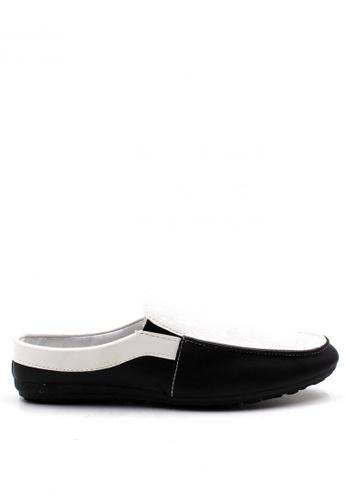 London Fashion black Andrei K17 Formal Shoes 3BB36SH3C161EEGS_1