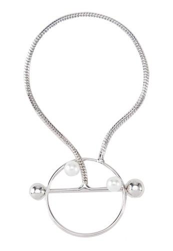 珍珠套扣手esprit outlet 旺角環, 飾品配件, 絕美洋裝