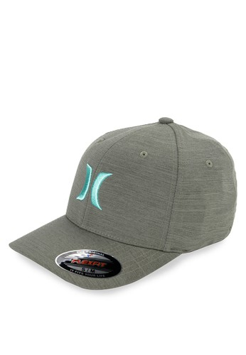 15c4a9fd1e3cc hurley green Dri-Fit Cutback Hat 6B4C2AC984DA10GS 1