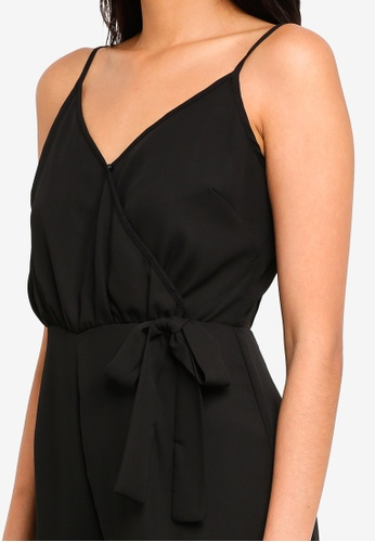 f26af2ca6ca Shop Cotton On Woven Sully Strappy Wrap Jumpsuit Online on ZALORA  Philippines