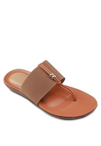 Braided Embesprit home 台灣ellished Sandals, 女鞋, 涼鞋