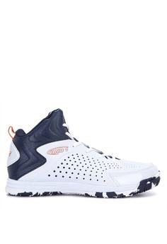 6ba532202159 And1 white Tipoff Basketball Shoes 86C5FSH6FA668DGS 1