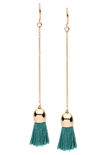 Dear Addison gold Candytuft Earrings 662F2AC4722539GS_1