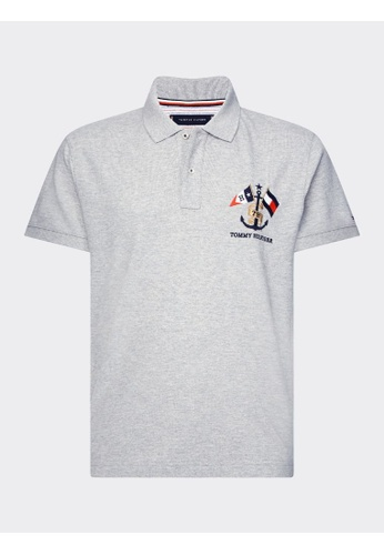 Tommy Hilfiger NAUTICAL LOGO POLO 109A3AA9F9231BGS_1