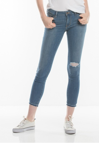 Levi's blue Levi's® 711 Skinny Ankle Jeans FB378AAD7019B5GS_1