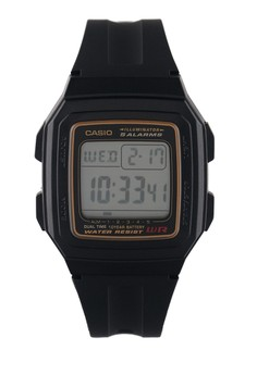 harga Casio Watch F-201Wa-1Asdf Zalora.co.id