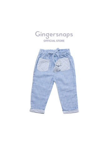 Gingersnaps GINGERSNAPS JELLY BEAN BABY PANTS  MULTIBLUE 08489KA3CD8C12GS_1