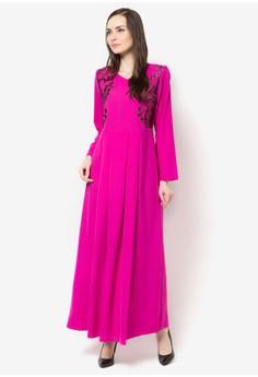 Ladies Jubah Full Dress