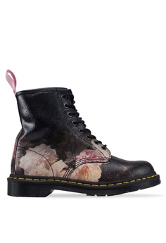 1dc779a114ef Dr. Martens black 1460 New Order 8 Eye Boots 8C0AFSH205B8A3GS 1
