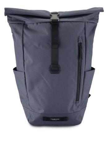 TimBuk2 blue Tuck Pack Backpack 9916CAC7714B3FGS_1