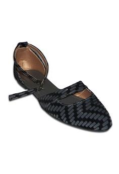 EJ Ankle Strap Shoes