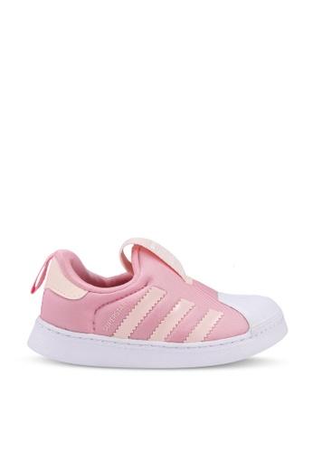 ADIDAS pink superstar 360 shoes 0E682KS3B82123GS_1