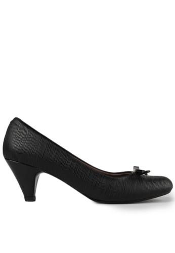 prima classe black Prima Classe Patent Leather Heels Black PR763SH56BPZ_1