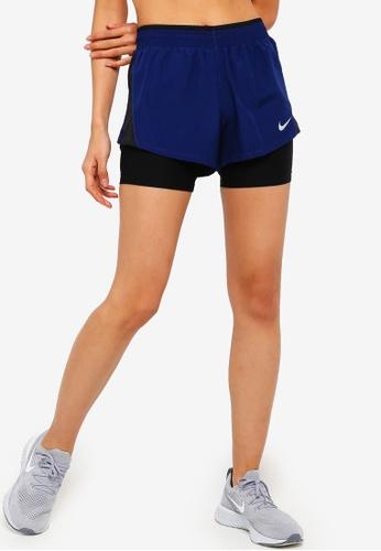 501b29dd47d Buy Nike Women s Nike 10K 2-in-1 Shorts Online on ZALORA Singapore