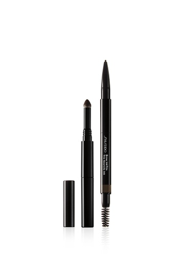 Shiseido black Shiseido Makeup Brow InkTrio,04 Ebony 1A0DBBECC284BDGS_1