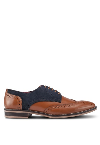 Acuto multi Leather Business Shoes DBC94SHE0533CAGS_1