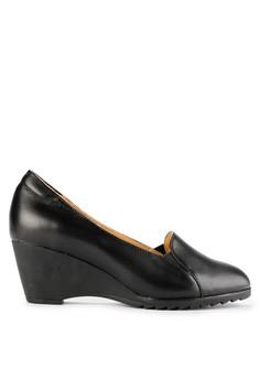 Jual Sepatu Wedges Andrew Wanita Original  efb5925577