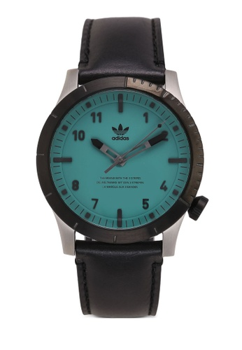 adidas black adidas originals Cypher LX1 Watch 8064EAC902703BGS_1