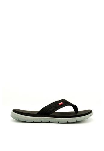 81647b782766 B.U.M Equipment Men Shoes black B.U.M Men s Casual Toe Post Sandals in Black  E8B27SH700F780GS 1
