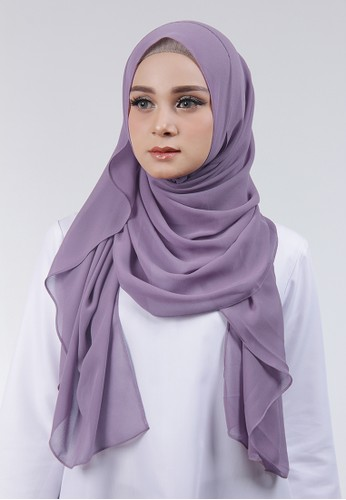 Cantik Kerudung purple Adela Instant B6851AABE51041GS_1