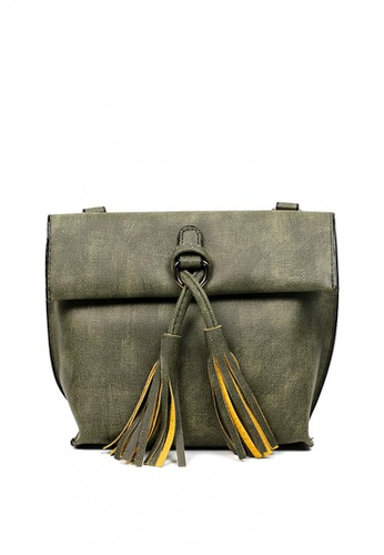 96b998ae27e2 Shop Vintage Paris Olenna Cross Body Sling Bag Online on ZALORA Philippines