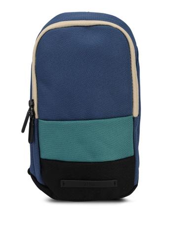 Anta blue Urban Commuting Chest Bag 9E1D4AC94739A4GS_1