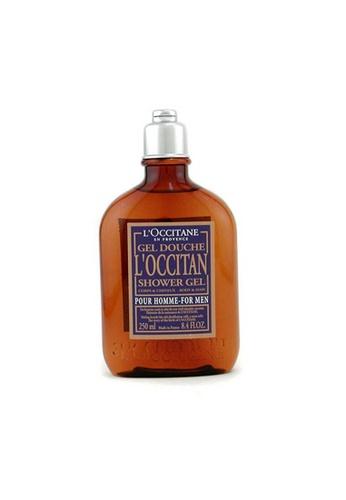 L'OCCITANE L'OCCITANE - L'Occitan For Men Shower Gel 250ml/8.4oz EB8F0BE17055ADGS_1