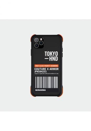 Skinarma white and green SKINARMA IPhone 11 Pro (5.8) Bando Sheer - White D9481ES1C10961GS_1