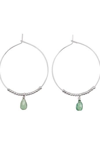 Dear Addison silver Salt Water Earrings B1012ACF748736GS_1