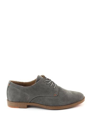 London Rag grey London Rag Men's Grey Shoes SH1400 LO360SH0GVI8SG_1