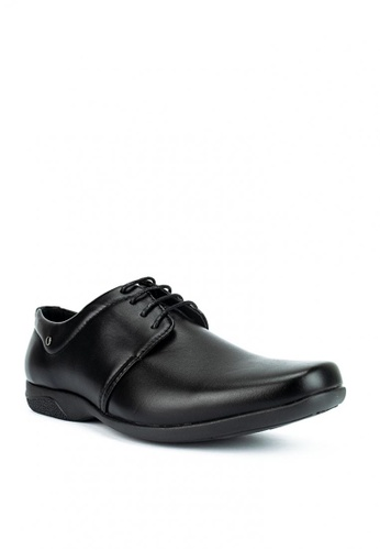 Cardam's Lifestyle black Cyril Formal Shoes 0FC42SHCC9EB8BGS_1