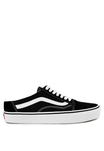 Vans black and multi Ua Old Skool Mule 1934BSHB55D990GS 1 d64e11f298