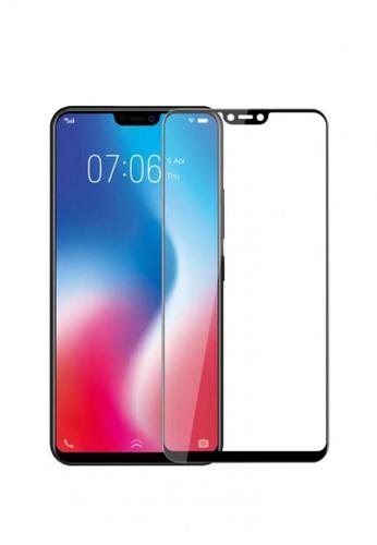 MobileHub black 5D Full Screen Tempered Glass Curved Screen Protector for Vivo V9 9474EAC97B3906GS_1