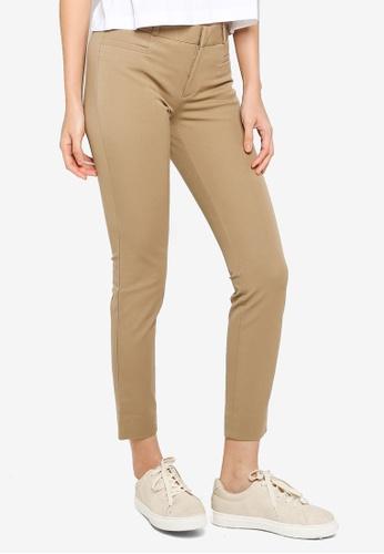 Banana Republic 褐色 Modern Sloan Pants BEB62AAFA3DCEDGS_1