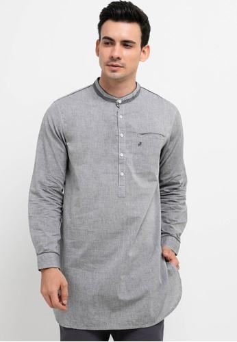Lois Jeans grey Koko Maroko Shirt 9C3F6AAAE7CC02GS_1