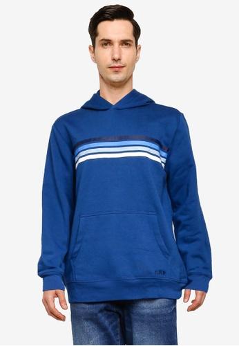 GAP multi Stripe Sweatshirt 367D2AA5D2499BGS_1